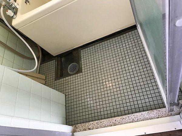 熊本市中央区・浴室クリーニングの画像