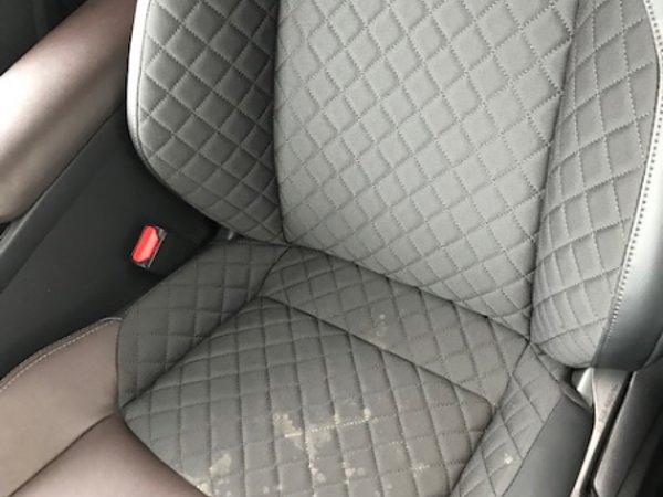 熊本から出張無料にて車内清掃、車内クリーニングへの画像