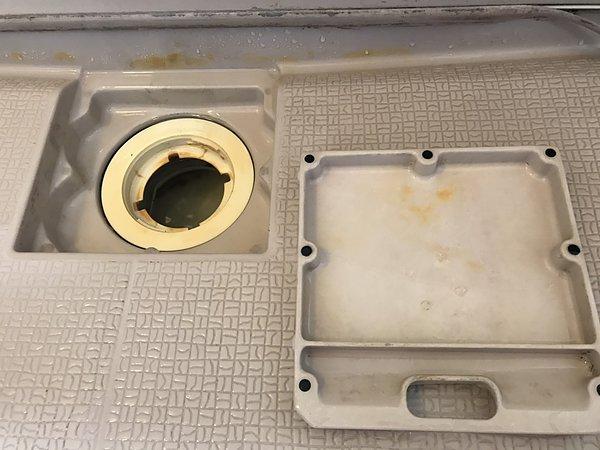熊本県益城町・浴室クリーニング②の画像