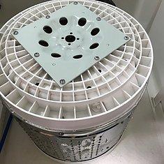 熊本県荒尾市・縦型洗濯機分解クリーニングのイメージ