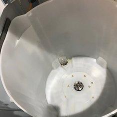 熊本市西区・縦型洗濯機分解クリーニングのイメージ