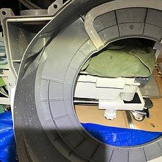 熊本市北区・ドラム式洗濯機分解清掃のイメージ
