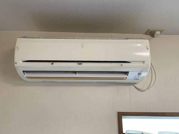 熊本県益城町・A様エアコンクリーニング(ダイキンF40MTEP-W  2011年製)の画像