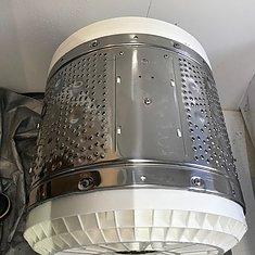 熊本市東区・縦型洗濯機分解清掃part.1のイメージ