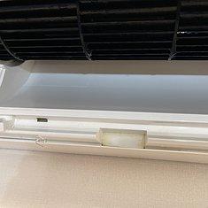 熊本県荒尾市・F様エアコンクリーニング(三菱MSZ-ZW562S 2012年製)のイメージ