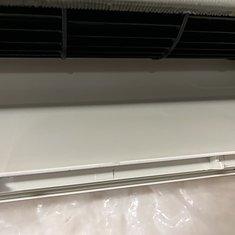 熊本市東区・Y様エアコンクリーニング(ナショナルCS-V40K72)のイメージ