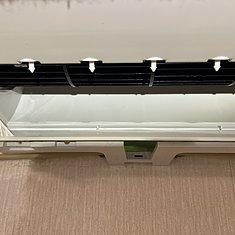 熊本県北区・O様エアコンクリーニング2台目(パナソニック CS-GX367C 2017年製)のイメージ